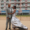 Cynetha and Cedric Ridgeway : June 12th 2012 Rehoboth Beach DE